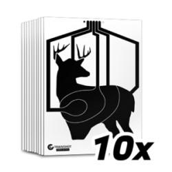 Bersaglio Trainshot Deer