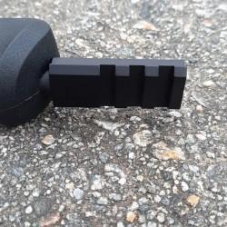 Blaser Picatinny adapter